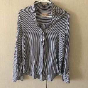 Philosophy Striped Blouse